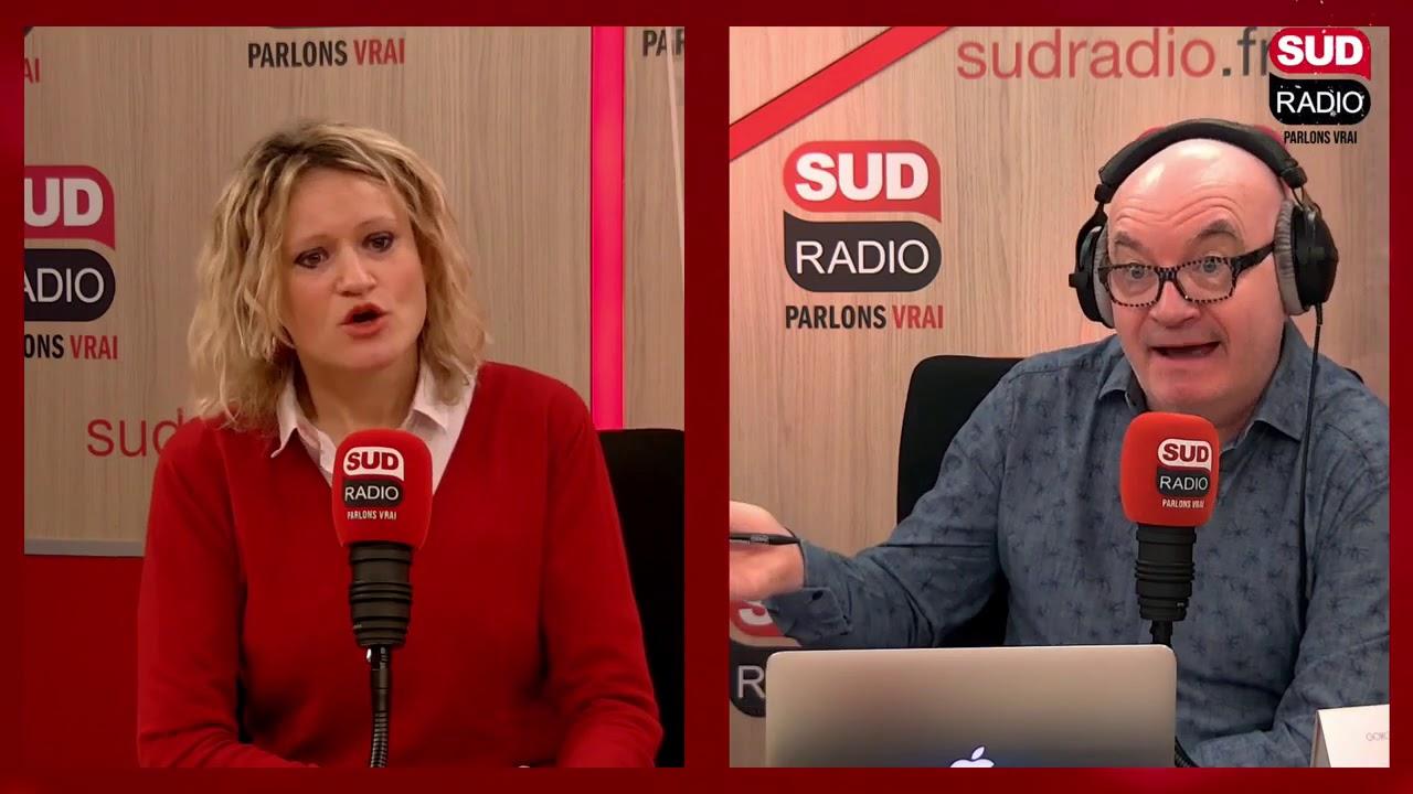 Sud Radio : L'hybridation du monde du travail