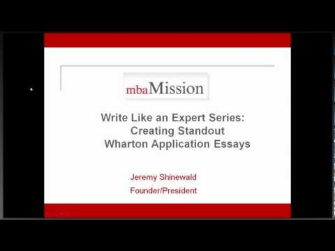 wharton mba essays analysis Let us take a look calculate your wharton admission chances (free) more mba essay samples like wharton mba essay example #3 the following mba admission essay was submitted to the wharton business school by our client this project required me to present a new vision and convince others to adopt it.