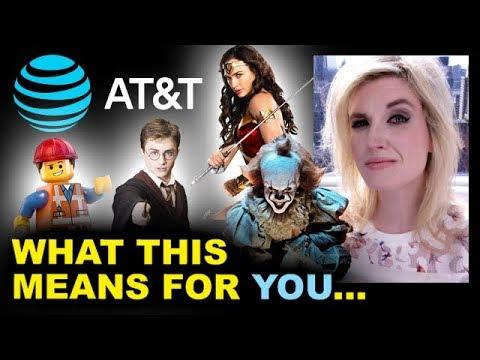 AT&T Time Warner Merger APPROVED - Warner Bros, DCEU