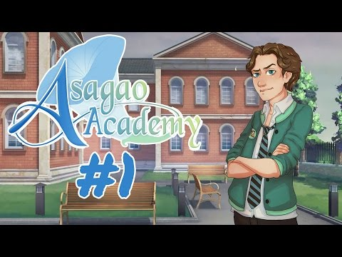 PROJARED'S SO HOT!!! | Vinnie & Joe Play Asagao Academy - Episode #1