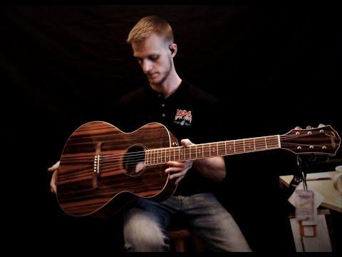 Fender FA-235E Striped Ebony - Sound Demo