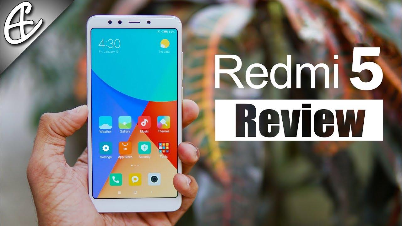 baa73fe288 Xiaomi Redmi 5 Review - A Class Apart! - YouTube
