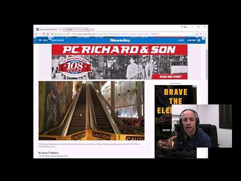 Elevator Radio Show 484 Week 11 01 2017