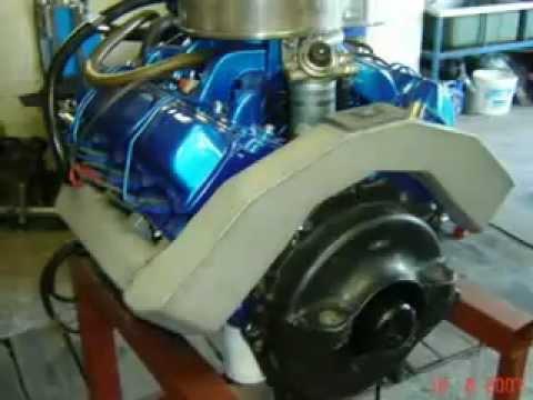 Gm 6 2 L Diesel Marine Exhaust Manifolds Youtube