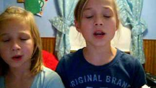 melanie and I singing battlefield by jordan sparks