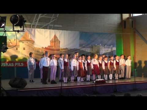 ISR Latvian Independence Day Concert 2014
