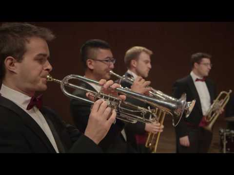 Qatar Philharmonic Brass - Angels by Robbie Williams