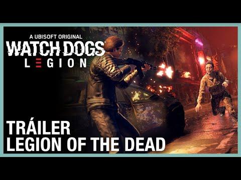Watch Dogs: Legion - Legion of the Dead Tráiler   Ubisoft LATAM