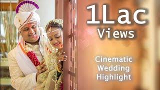 Awesome Marathi Wedding Highlight | (Shrushti+Vijay)