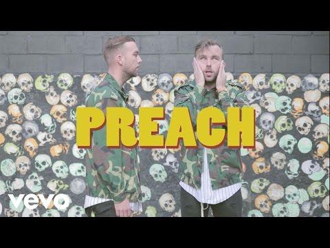 SonReal - Preach (Lyric Video)