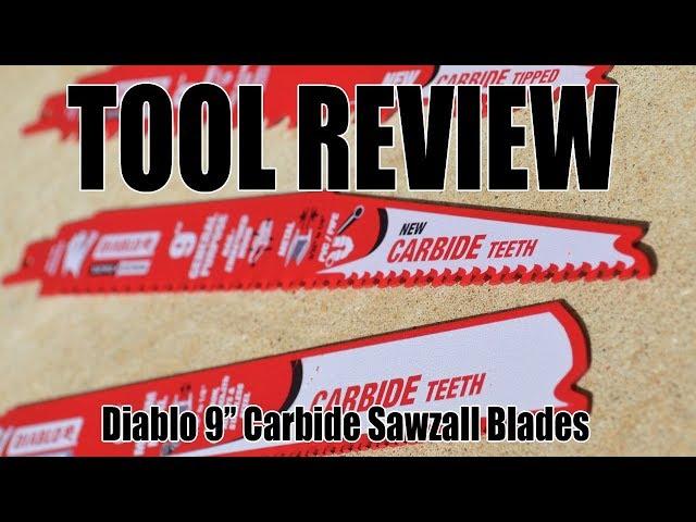 Tool Review - Diablo Demo Demon 9