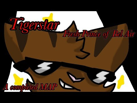 Fresh Prince of Bel Air COMPLETED TIGERSTAR SPOOF MAP