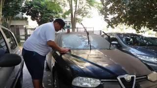 Auto Protect Titanium® Ecotrend - Aplicação (RM Estética Automotiva)