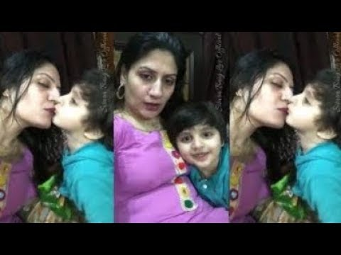 Sonam Chaudhary Facebook Live - French Kiss