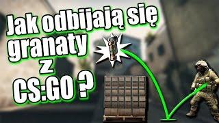 Dlaczego granaty w Counter Strike się odbijają ? || (ciekawostki CS:GO) Szperacz