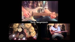 Goodbye Again-Mike Stern Tribute( Full Video) International Jam Session