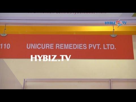 Unicure Remedies | IPHEX 2017 Pharma and Health Care Exhibition Hyderabad | hybiz