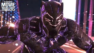 BLACK PANTHER | T'Challa and Shuri team up in new