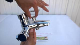 смеситель для ванны, хром, IMPRESE HORAK 10170(HORAK смеситель для ванной, хром, IMPRESE 10170 http://www.imprese-shop.com.ua., 2014-07-07T10:20:38.000Z)