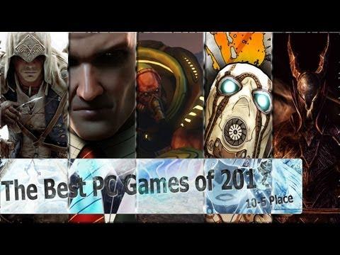 игры этого года лучшие видео самые