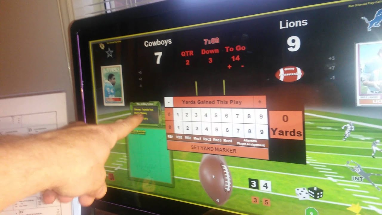 second season electronic football scoreboard demo youtube