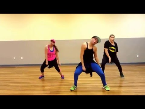 Fifth Harmony  - Work From  Home  ( ft. Ty Dolla $ing ) zumba con Roberto