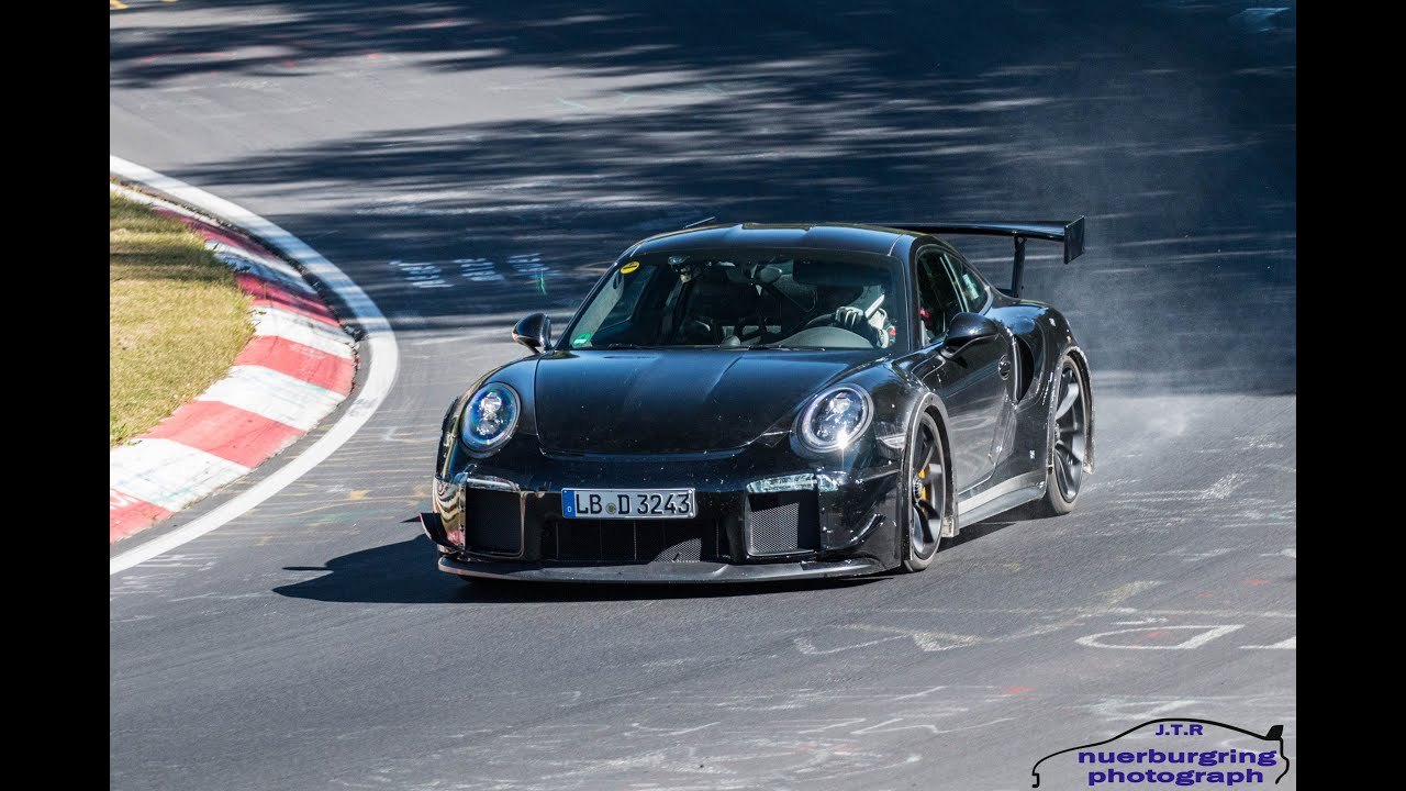 2018 porsche 991 gt2 rs testing on the n rburgring nordschleife amazing sounds hard driving