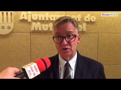ENTREVISTA PACO PICO DIRECTOR AULA RIU SEC MUTXAMEL DE LA UPV ALCOY
