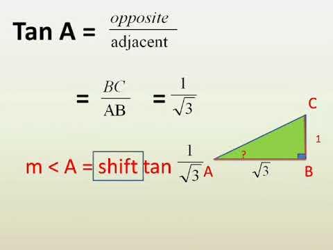 prep 3 geometry lessons first term the main trigonometrical ratios