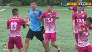 Highlight FC Tùng Sơn Anh vs FC Juventus [Vòng 4 - TH League S2 2018]