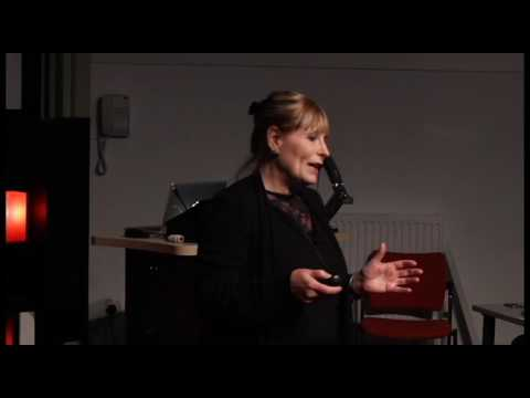 The Hidden Beauty of our Mind | Susan Aldworth | TEDxWarwickSalon