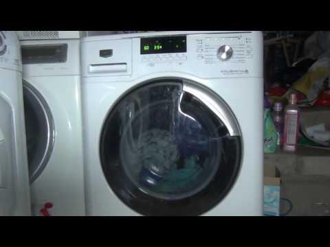 Maytag Intellisense MWA10149WH Washing Machine : Cotton standard eco 60'c (Full cycle)