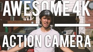 DBPower 4k Action Camera Review