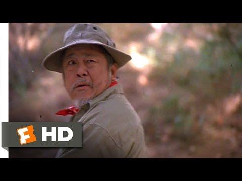 3 Ninjas (1/10) Movie CLIP - Attacking Grandpa (1992) HD