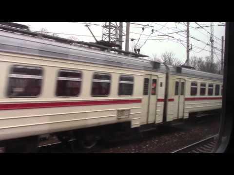 Москва-Ярославская - Хотьково на ЭД4М-0357