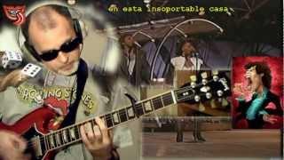 Tumbling Dice Subtitulada Español Rolling Stones & RollingBilbao Guitar Cover HD.wmv