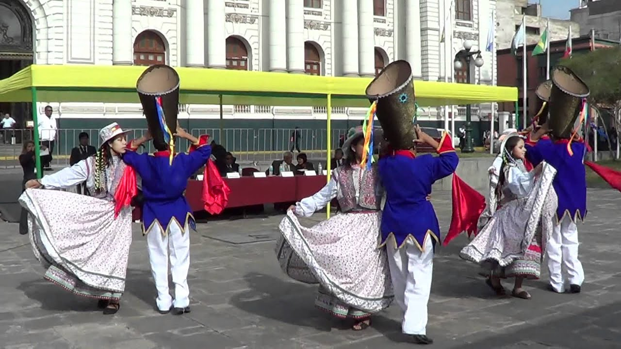 Negrillos de Arequipa