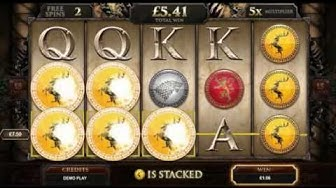 Game of Thrones™ Online Slots on Royal Vegas Online Casino