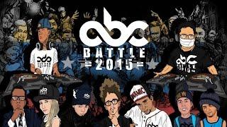 Blackeye vs Coleman - Semifinal - ABC BATTLE VENEZUELA 2015