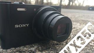 Sony WX350 Review! The Mini Sony RX100 III