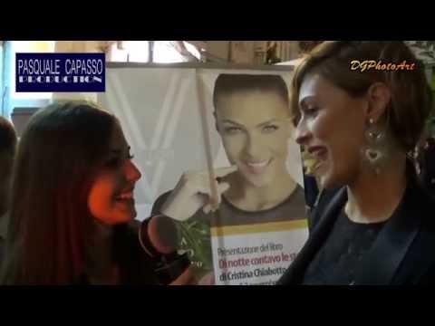 Intervista a Cristina Chiabotto a cura di DGPhotoArt e Nancy Paduano Miss Blumare 2014  08112014