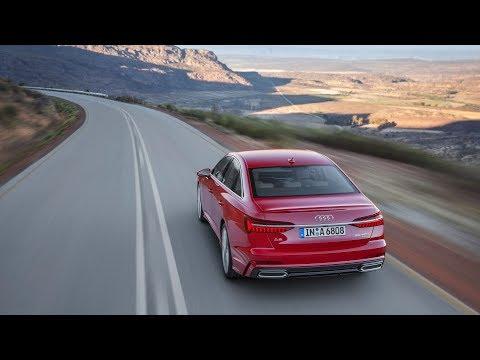 Der neue Audi A6: Multitalent der Oberklasse