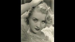 1933 Drama LOVE STORY stars Beautiful Marian Marsh, Classic  Film Black and White
