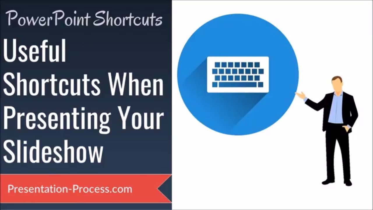 Microsoft powerpoint (slideshows) keyboard shortcuts ‒ defkey.