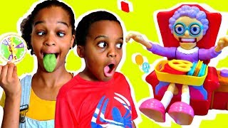 Greedy Granny Game Challenge! - Onyx Family Vlogs