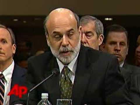 Bernanke Defends Bear Stearns Rescue