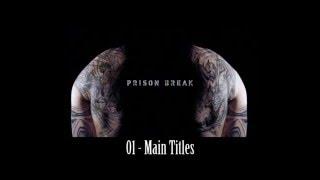 Побег из тюрьмы. Саундтреки.