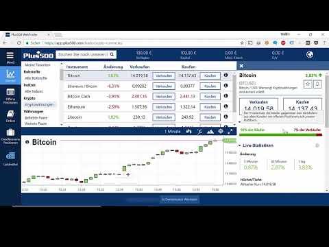 Kryptowährungen Handeln Leicht Gemacht - Bitcoin Kaufen Und Verkaufen In 5 Minuten