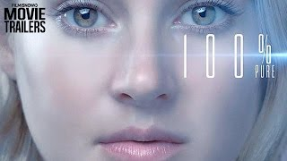 """The Divergent Series: Allegiant - Character Posters """"Purity Percentage"""""""