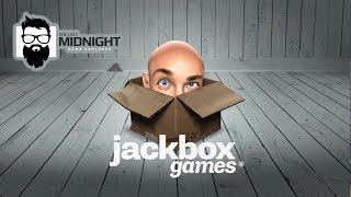 Jackbox Party Games - Game Night - Sept. 15th, 2018
